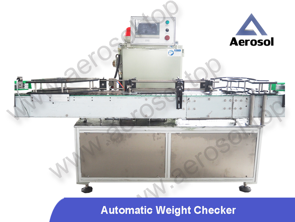 Automatic Weight Checker