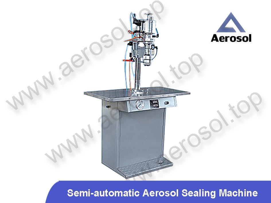 AVF Semi-automatic Aerosol Propellant Filler