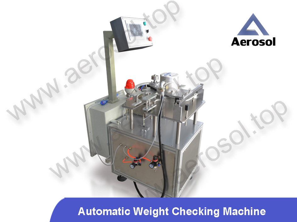 AWC-60 Automatic Weight Checker