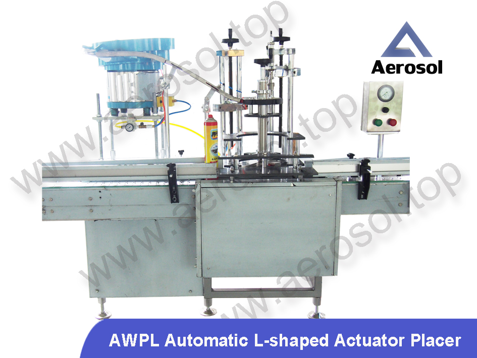 AWPL Automatic L-shaped Actuator Placer