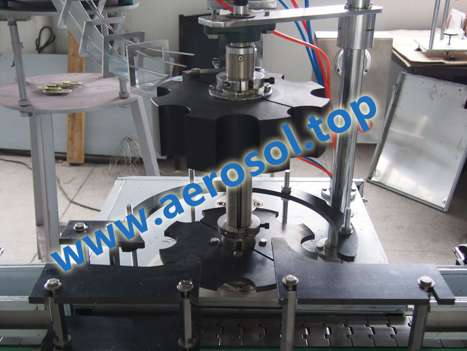 ACP Automatic Cap Presser