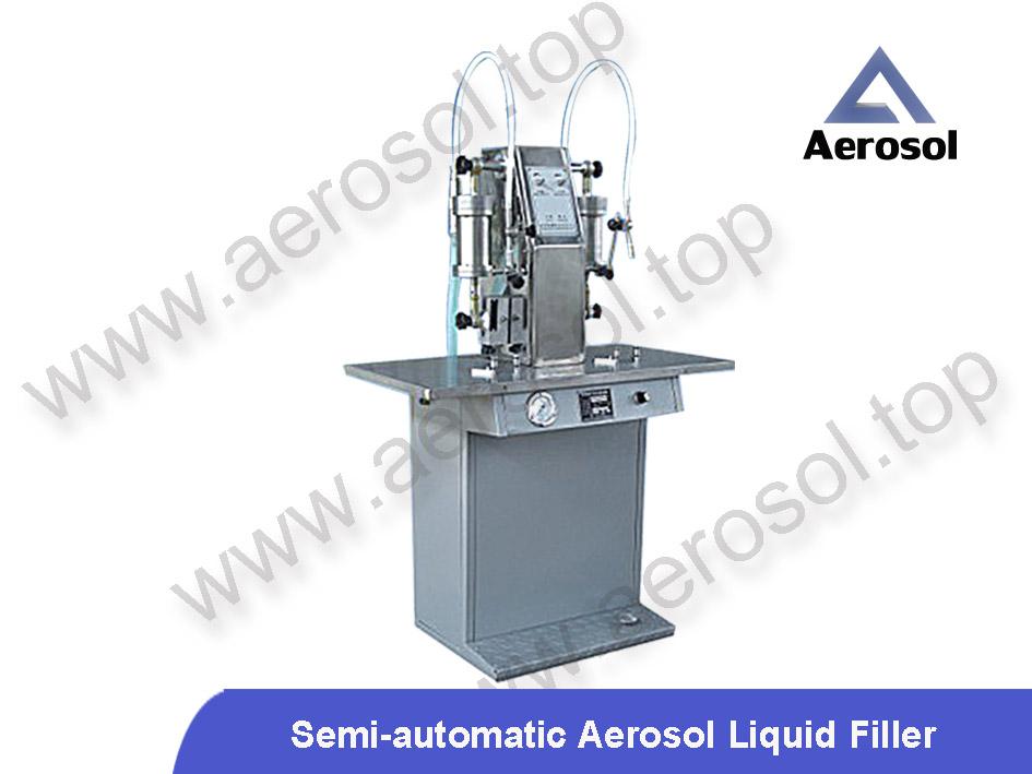 AVL Semi-automatic Aerosol Liquid Filler